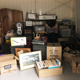 P. Rowe - Private Seller Storage Facility Auctions auction 30